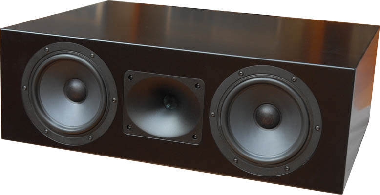 Blumenhofer Acoustics Tempesta Center 17 Satin Black